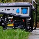 Бензиновий генератор. Який краще вибрати?