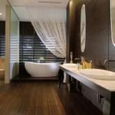 Чим можна обробити стіни у ванній, крім плитки? Аналоги кераміки