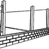 Стіни. Утеплення каркасних стін: 10. Варіанти обшивки стін каркасної конструкції