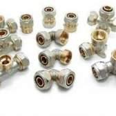 Фітинги для металопластикових труб: основні види та технологія використання