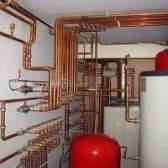 Використання мідних труб в системах опалення
