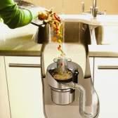 Подрібнювач харчових відходів: поради щодо вибору та догляду за пристроєм