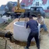 Як ефективно робиться вигрібна яма в приватному будинку. Порядок побудови