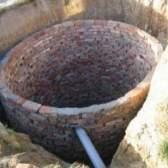 Як правильно оформити цегляний каналізаційний колодязь