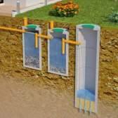 Як правильно зробити каналізацію приватного будинку використовуючи септик?