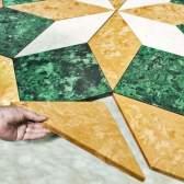 Як зробити мармур з бетону?