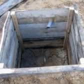 Як влаштовується зливна яма на дачі з цегли та бетонних кілець