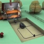 Як влаштована локальна каналізація для заміського будинку?