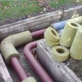 Як утеплювати труби каналізаційної системи в приватному будинку