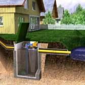 Як вибирається і монтується каналізація автономна