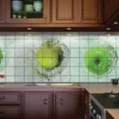 Як вибрати плитку для кухні на фартух?