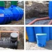 Яку каналізацію вибрати для дачі?