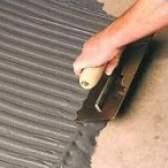 Клей для плитки для підлоги: вибираємо правильно