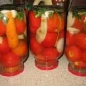 Консервування помідор, огірків та інших овочів