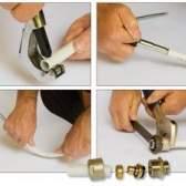 Монтаж металопластикових труб своїми руками: поради щодо вибору матеріалу і проведення робіт