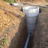 Про те як правильно вибирається глибина прокладки каналізації