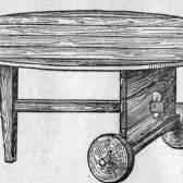 Пересувний стіл