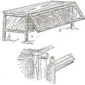 Розміщення ферми- використання гніздових ящиків