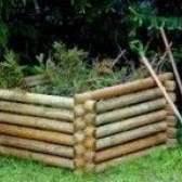 «Реанімація» городу компостом