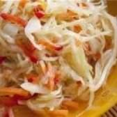 Рецепти консервованих овочевих страв (vi рецептів)