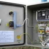 Станція управління свердловинними насосами i і ii підйому води