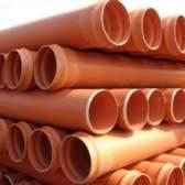 Труби для каналізації пвх: основні характеристики і переваги