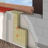 Утеплення стін з газобетону