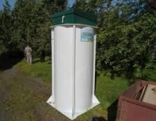 Автономна каналізація біодека для заміських будинків