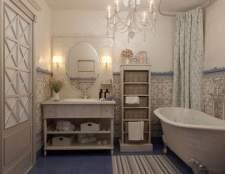 Чим краще обробити стіни у ванній кімнаті?