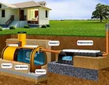 Що краще для установки в заміському будинку септик або автономна каналізація?