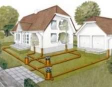 Дачна каналізація: поради домашніх майстрів
