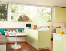 Дизайн маленької кутової кухні: втілення компактності, а не економії