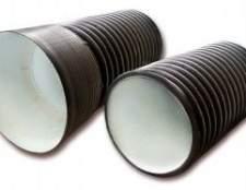 Гофрована труба для каналізації: характеристики й особливості монтажу