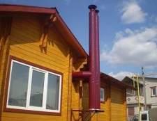 Як обладнати трубу димоходу для газового котла?