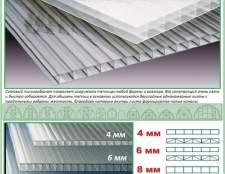 Як покрити теплицю полікарбонатом: принципи встановлення і правила кріплення покриття