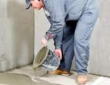 Як правильно вибрати суміш для підлоги