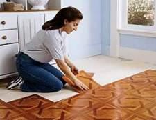 Як правильно вибрати вінілове покриття для кухні