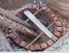 Як проектується і будується зливна яма для лазні