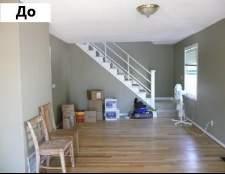 Як зробити ремонт вітальні кімнати