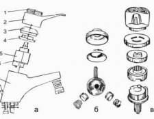 Як встановити і як розібрати кран
