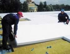 Як утеплити дах пінопластом і отримати відмінний результат