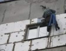 Як утеплити зовнішні стіни пінопластом