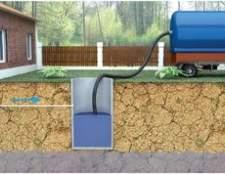 Як в приватному будинку відкачати каналізацію, ціна питання