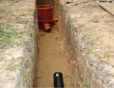 Як вибрати дренажний колодязь для зливової каналізації і правильно його встановити?
