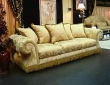 Як вибрати витончену і красиву м`які меблі