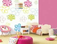 Як вибрати шпалери для дитячої кімнати
