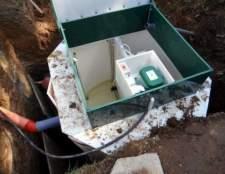 Як вибрати септик біодека для заміського будинку і правильно його встановити?