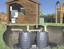 Як вибрати, встановити і використовувати відстійники для стічних вод