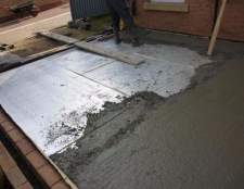 Як залити бетонну стяжку на дерев`яну підлогу?