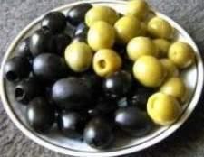 Які бувають маслини